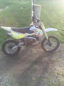 Thumpster pocket bike 150cc Kyneton Macedon Ranges Preview
