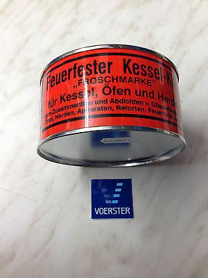 Kessel-Kit Feuerfest bis 1000 °C 1/2kg Dose
