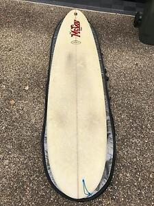 Vintage McCoy surfboard Currumbin Gold Coast South Preview