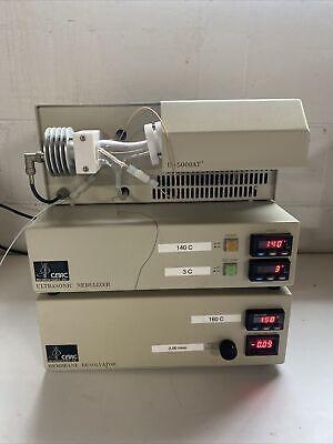 Cetac Ultrasonic Neb Membrane Des U-5000at
