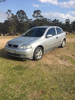 2001 Holden Astra Hatchback. Great Condition! Clarence Town Dungog Area Preview