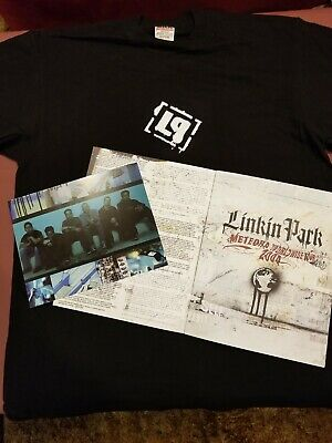 Linkin Park meteora worldwide Tour 2004