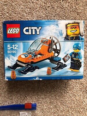 Lego City Arctic Ice Glider 5-12 Years (60190)
