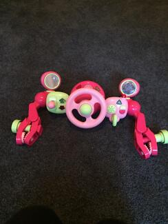 ELC steering Wheel with Lights & Sounds New Lambton Newcastle Area Preview