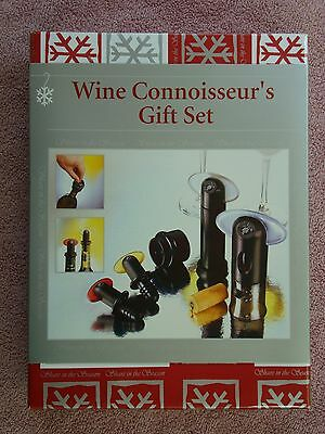 GIFT SET WINE CONNOISSEUR