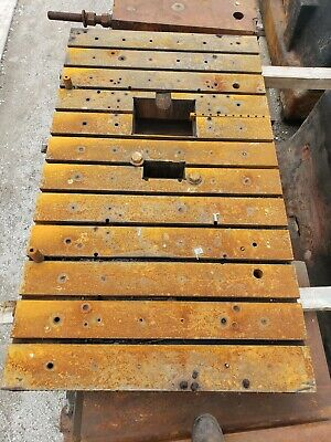 T-slot Table 6 X 42 X 6