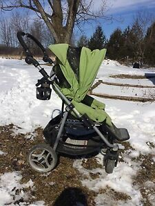 Stroller set Teutonia