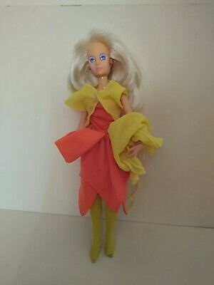Jem & The Holograms Doll & Flip Side Fashions Up + Rockin 1986