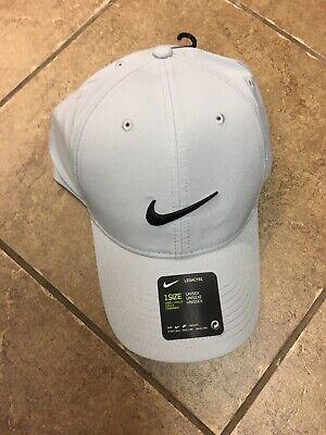 Nike Legacy 91 Unisex Adjustable 1 Size Grey Hat