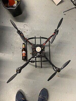 Custom build drone FrSky and DJI Naza heavy lift