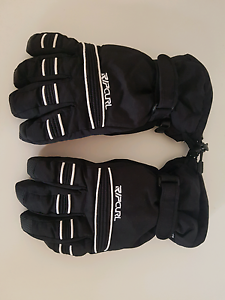 Brand New Without Tags Ripcurl Snowboard Ski Gloves Mens Medium M Colonel Light Gardens Mitcham Area Preview