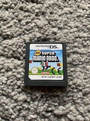 Nintendo DS Game New Super Mario Bros.