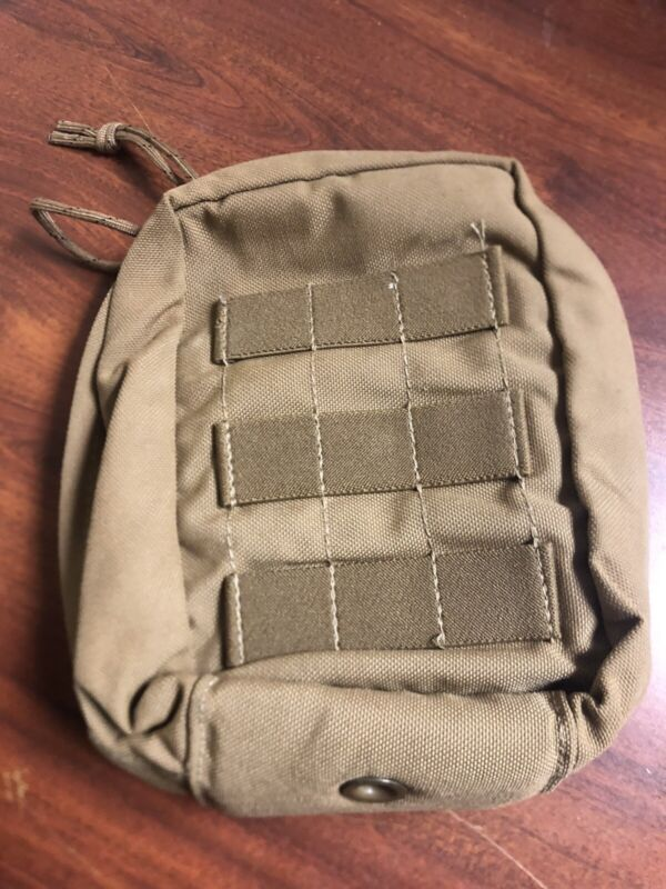USMC AN/PVS-14 MNVD Utility Pouch Tactical Tailor, Coyote Modular - 1 NVG Pouch