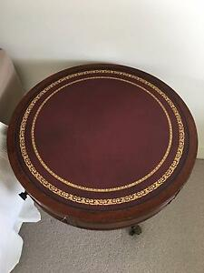 Pair of Drum Tables New Farm Brisbane North East Preview