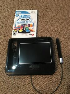 WII Udraw Game Tablet & Game