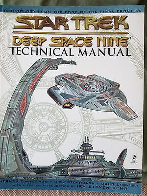 Star trek DS9 technical manual