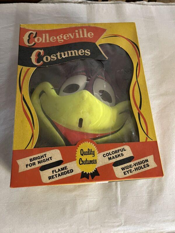 Vintage Collegeville Road Runner Halloween Costume