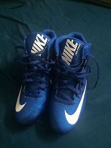 Nike Alpha Cleats Size 13