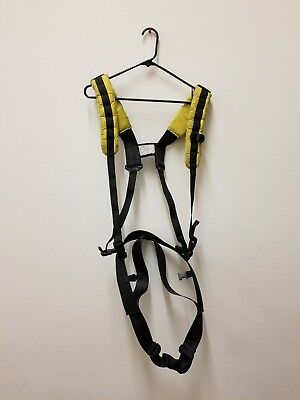 Fss Wildland Firefighter Web Gear Yellowblack