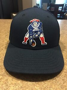 New England Patriots New Era Low Profile 59FIFTY Hat