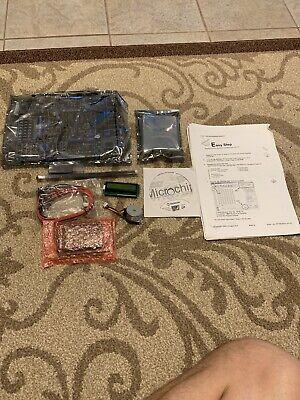Ql200 Pic Pic16 Development Board With Pic16f877a Accessories