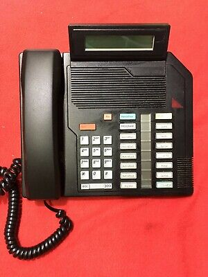 Nortel Meridian M5316 Nt4x42ca Business Telephone Phone