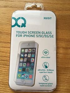 Screen protector Tough - screen glasses for iPhone 5/5c/5s/SE