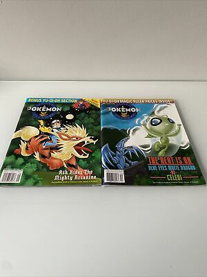 Beckett Pokemon Card Collector Magazine - Lot of 2