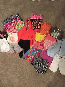 12-18 month summer lot for girl