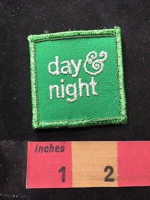 White & Green DAY & NIGHT Patch 89XB