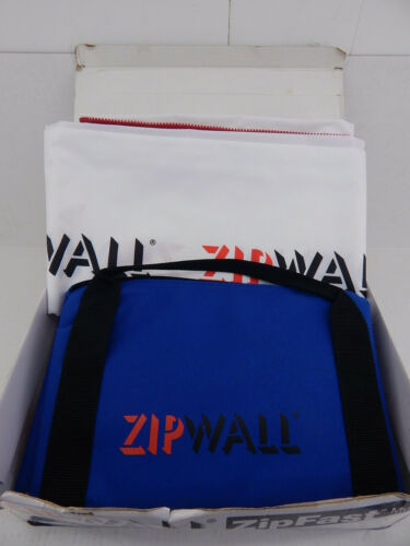 ZIPWALL ZIPFAST ZFMP BARRIER PANELS MULTI-PACK