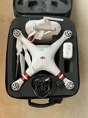 DJI Phantom 3 Standard Quadcopter Camera Drone - Snow-white