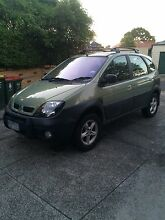 2003 Renault scenic RX4 Ascot Vale Moonee Valley Preview