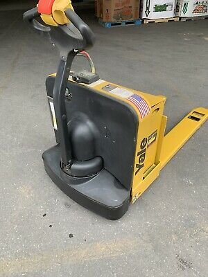 Yale Eectric Pallet Jack 2014
