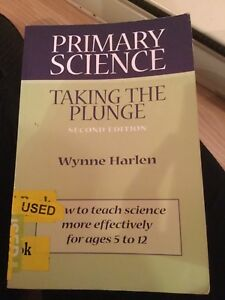 Primary Science: Taking the Plunge Second edition