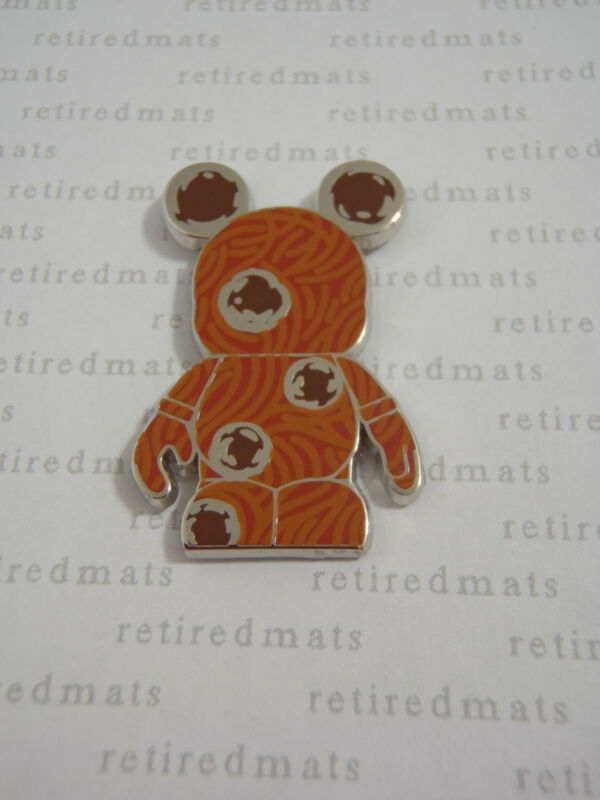 AUTHENTIC Disney Vinylmation Pin Urban #7 - SPAGHETTI AND MEATBALLS Food REAL
