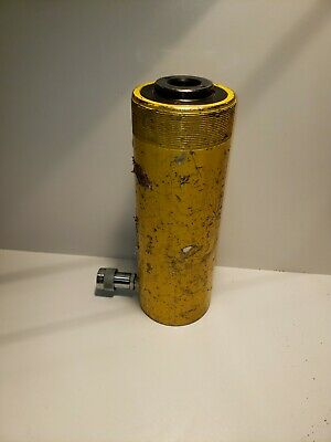 Enerpac Rch-306 30 Ton Hollow Hydraulic Cylinder 6 Stroke Usa Made