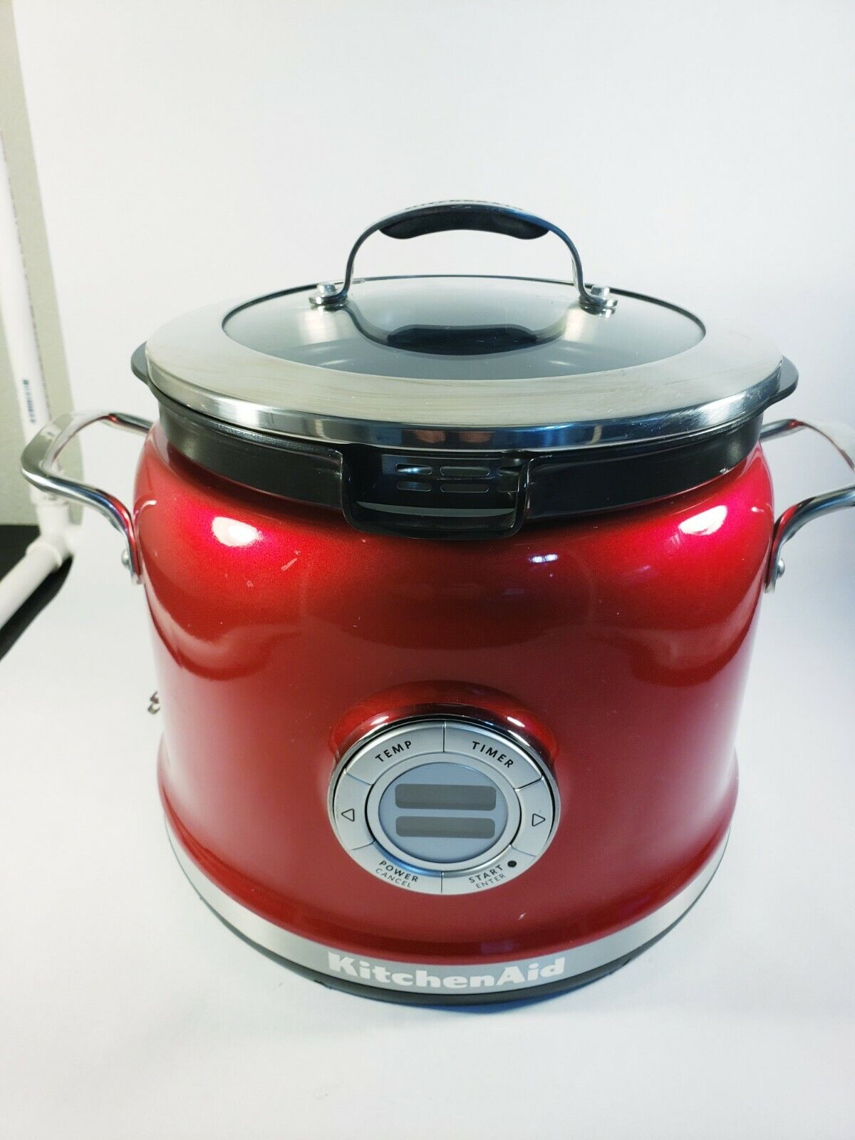 KitchenAid Multi-Cooker KMC4241 4-Qt All-in-One Cooking Syst