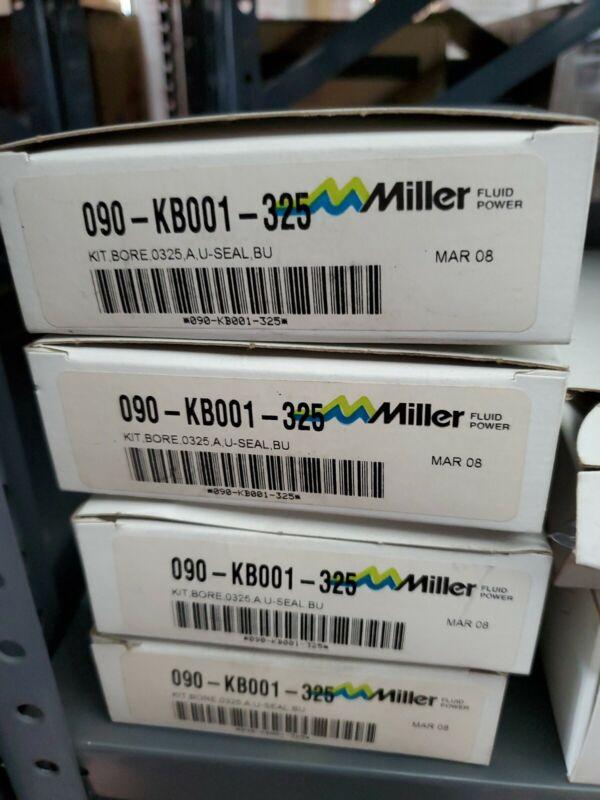 MILLER SEAL KIT 090-KB001-325 NIB
