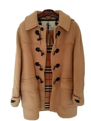 Mens**BNWT**LONDON by BURBERRY duffle coat/jacket Size EU56/UK46 XL RRP £1,295