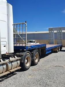 2014 45 ft Drop deck with ramps Cunderdin Cunderdin Area Preview