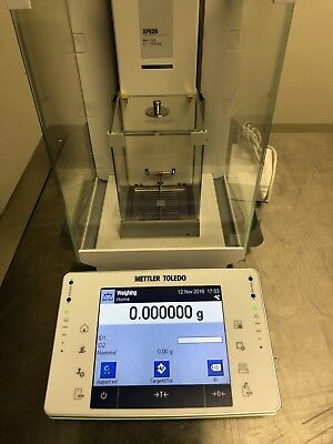 Mettler Xpe26 Microbalance Calibrated With 90 Days Warranty 22.000000g