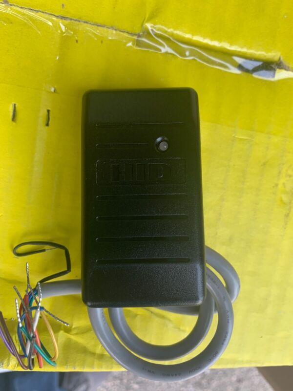 HID 6005BKB00 6005 HID Prox ProxPoint Plus Mini Mullion Reader Black