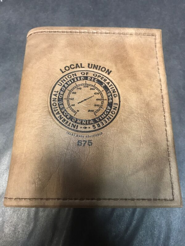 local union wallet international union of operating engineers 675