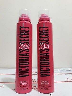 2X VICTORIA SECRET HAIR ULTIMATE HAIR SPRAY  6.1 oz / 172 g SET OF 2 for sale  Shipping to India