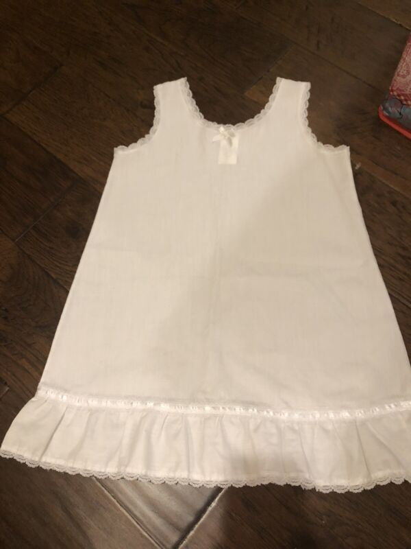 J.C. Collections Little Girls Slip Size 4
