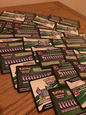Low Price Online (5 x Pokemon Cards online code PTCGO SM Unbroken Bonds packs!💥Low price & Fast)