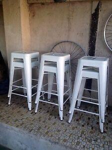 Six bar stools North Wollongong Wollongong Area Preview