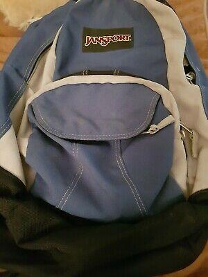 jansport rucksack small Colour Blue