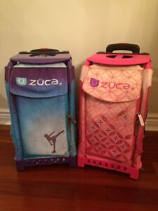 TWO - ZUCA SKATING BAGS